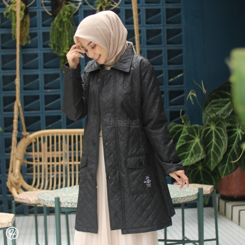 model jaket wanita big size