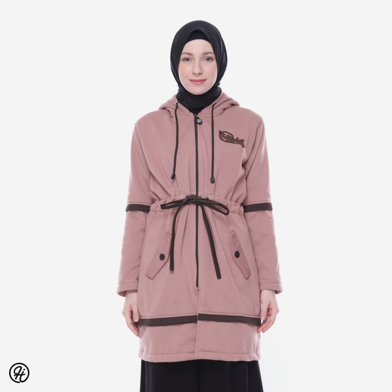 Hijacket Aurelia HJ-AUR-BROWN-XXL