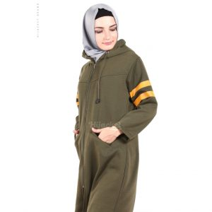 Hijacket Beautix HJ-BX-MOSSGREEN-XL