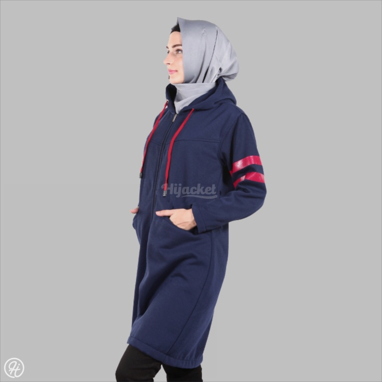 Hijacket Beautix HJ-BX-ROYAL-BLUE-XL