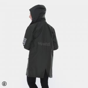 Jaket Waterproof Wanita stylish