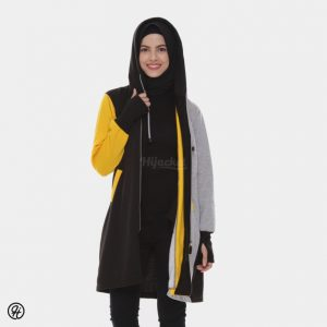 Hijacket Oksana HJ-OK-YELLOW