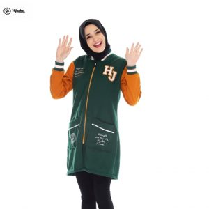 Hijacket Qadira HJ-QD-ALPINE-GOLD