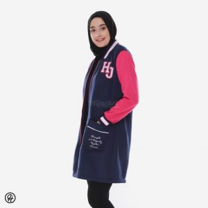 Hijacket Qadira HJ-QD-ROYAL-PINK