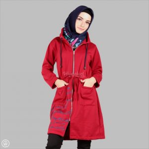 Hijacket Urbanashion HJ-UB-RUBY-XXL