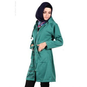 Hijacket Urbanashion HJ-UB-TURQUOISE-XXL